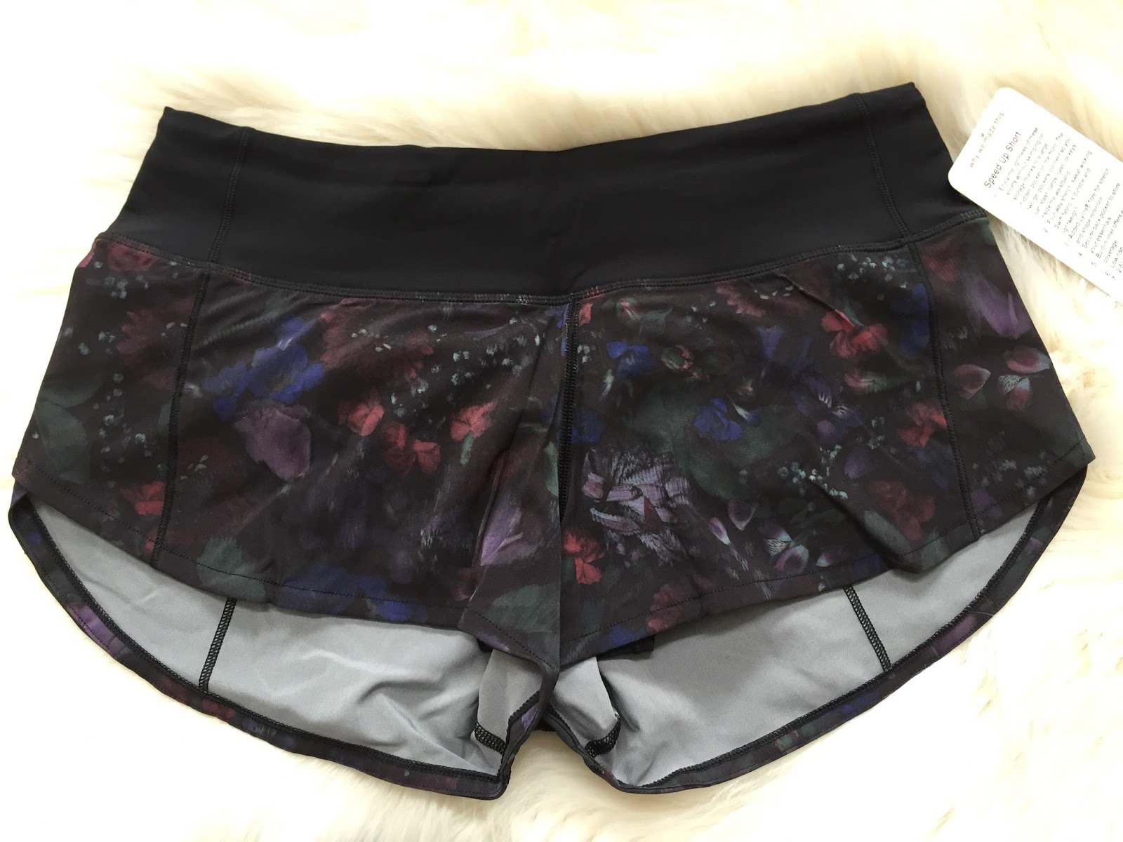 030854b630 Petite Impact  Fit Review! Speed Up Short