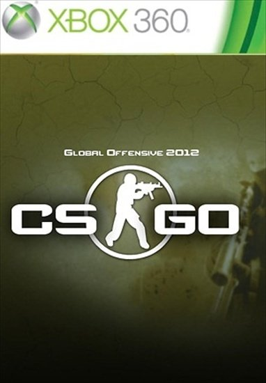 image 230A 5037A163 - Counter Strike Global Offensive XBLA XBOX360