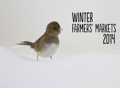 Connecticut Winter Farmers Markets 2014 - photo by Renato Ghio