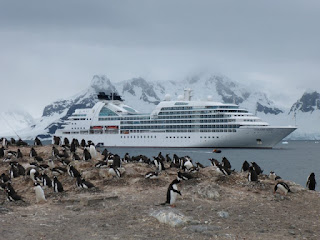 Antarctica and Patagonia: An Adventure on the Seabourn Quest - Part VII (Waterboat Point, Kayaking...and Sadness)
