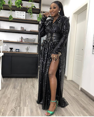 Ini Edo fashion and style looks