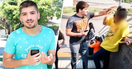 Christian Salazar, caza pedófilos para exhibirlos en YouTube