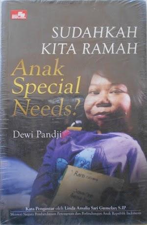 Sudahkah Kita Ramah Anak Special Needs?