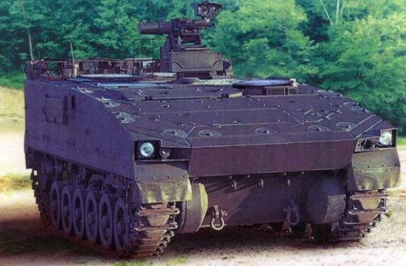 Bionix angkut infanteri