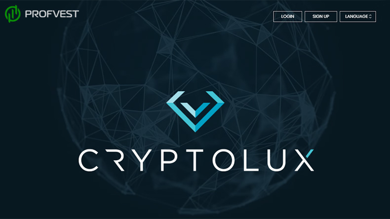 CryptoLux обзор и отзывы HYIP-проекта