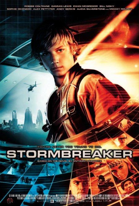 Alex Rider Operation Stormbreaker Movie Online Free
