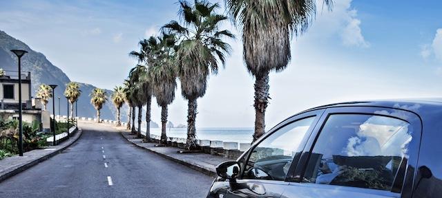 Alugando um carro na Ilha da Madeira