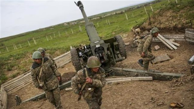 Azerbaijan destroys Armenia air defense in Nagorno-Karabakh