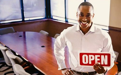 Black-Owned Business Owner
