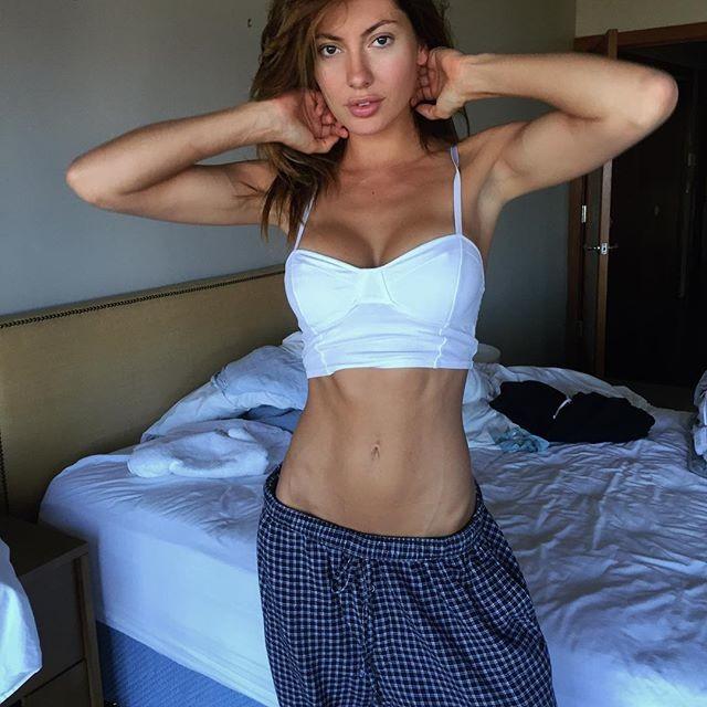 Gorgeous Oksana Rykova