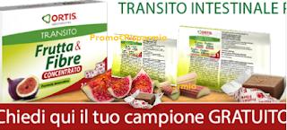 Logo Campione omaggio Frutta&Fibre Ortis