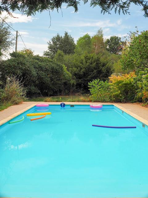 zwembad, piscine