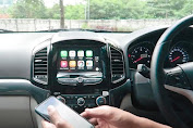 Android Auto - Apple CarPlay, Save Multiple Seconds For Safety
