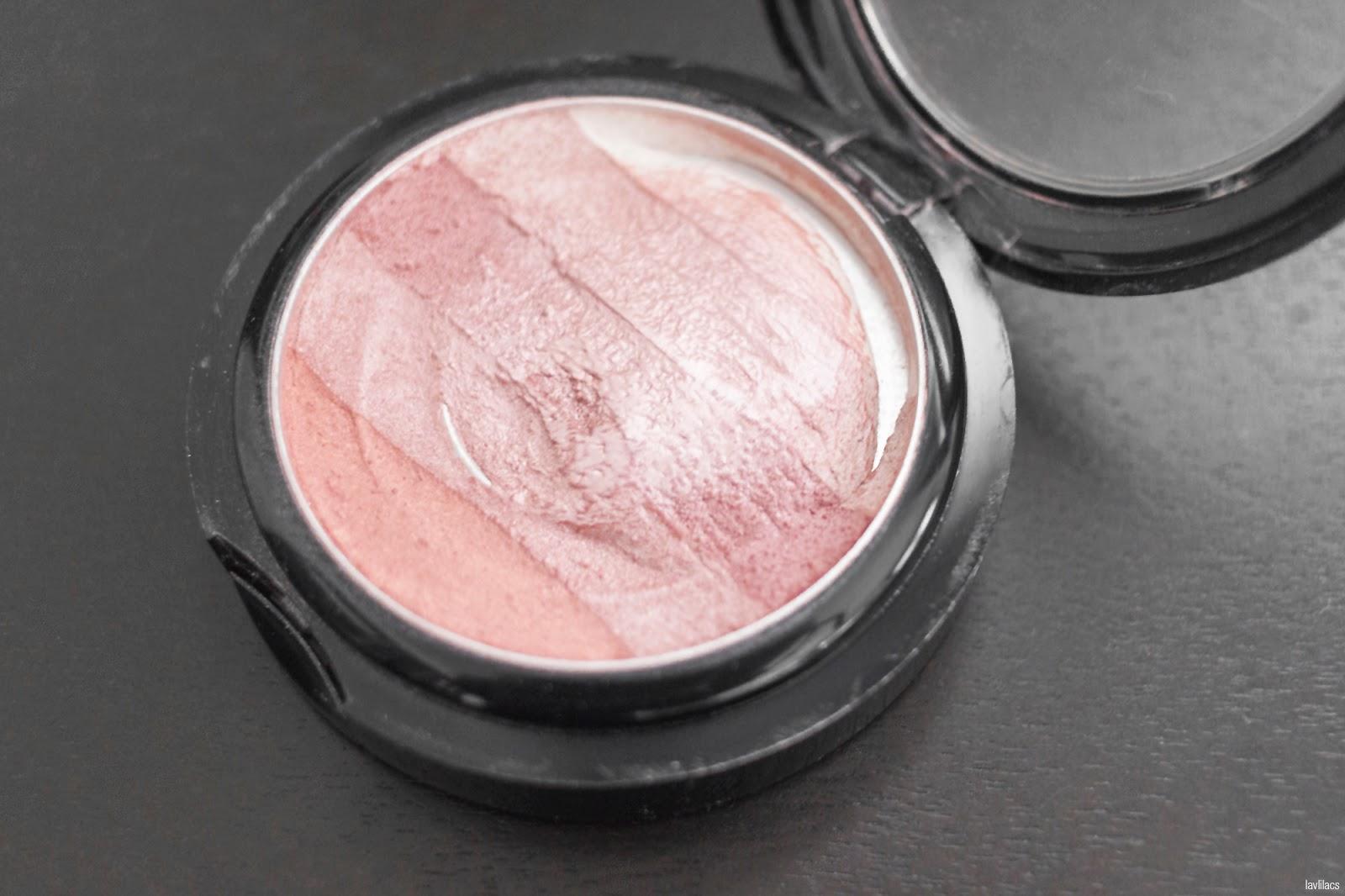 Project Make A Dent 2016 jane Shimmering Blush 01 Natural Blush - End results