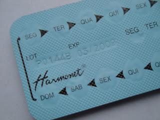 Efeitos secundários da pílula harmonet®