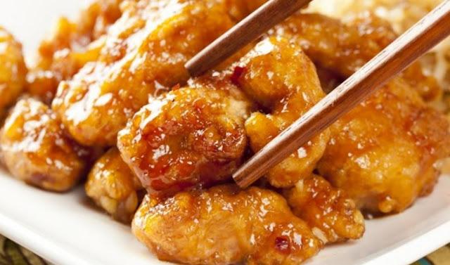 Slow Cooker Orange Chicken , 6 Smart Points , Weight Watchers Recipes