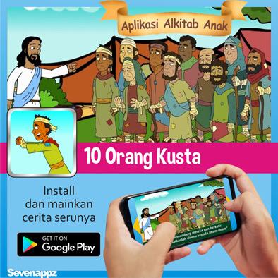 https://play.google.com/store/apps/details?id=com.alkitabanak.kusta