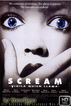 Scream [1080p] [Latino-Ingles] [MEGA]