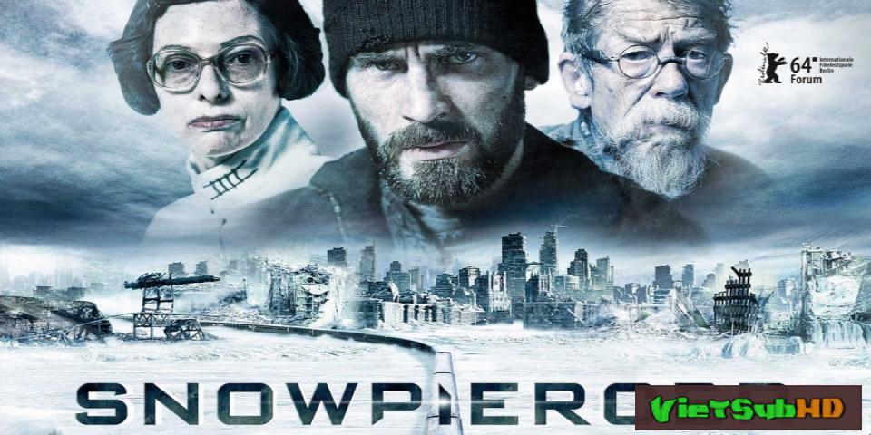 Phim Chuyến Tàu Băng Giá VietSub HD | Snowpiercer 2013