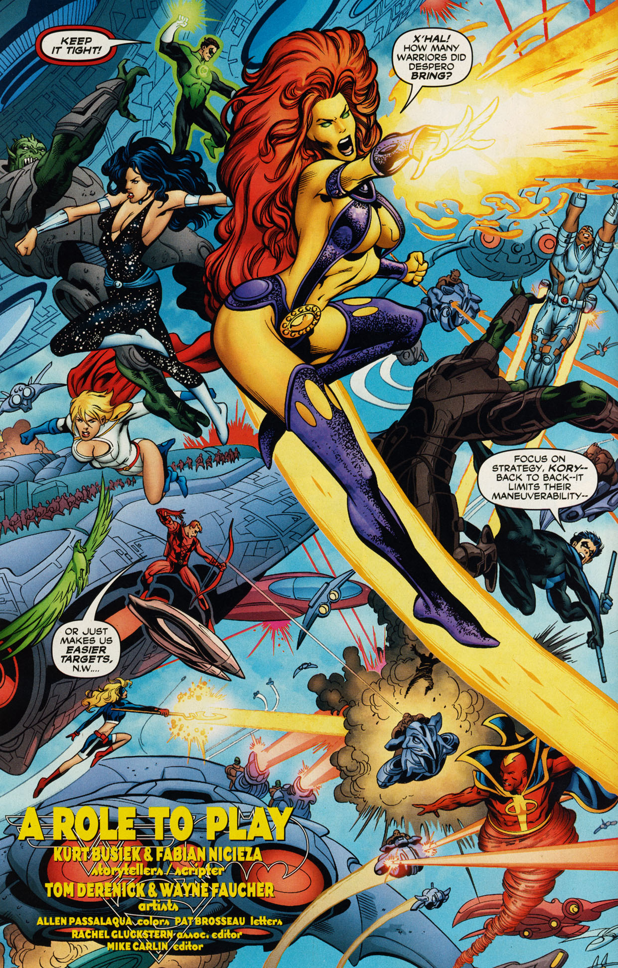 Read online Trinity (2008) comic -  Issue #47 - 17