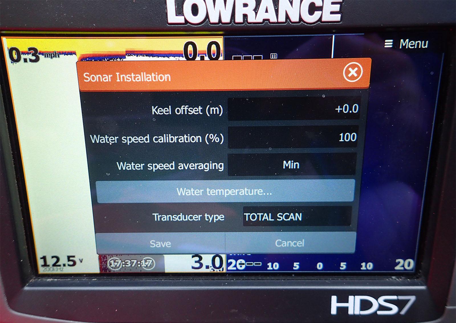 Saltwater kayak fisherman: UPGRADE - Lowrance TotalScan All
