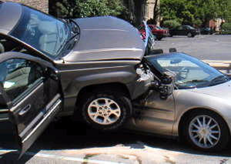 Bad Car Accident Yesterday