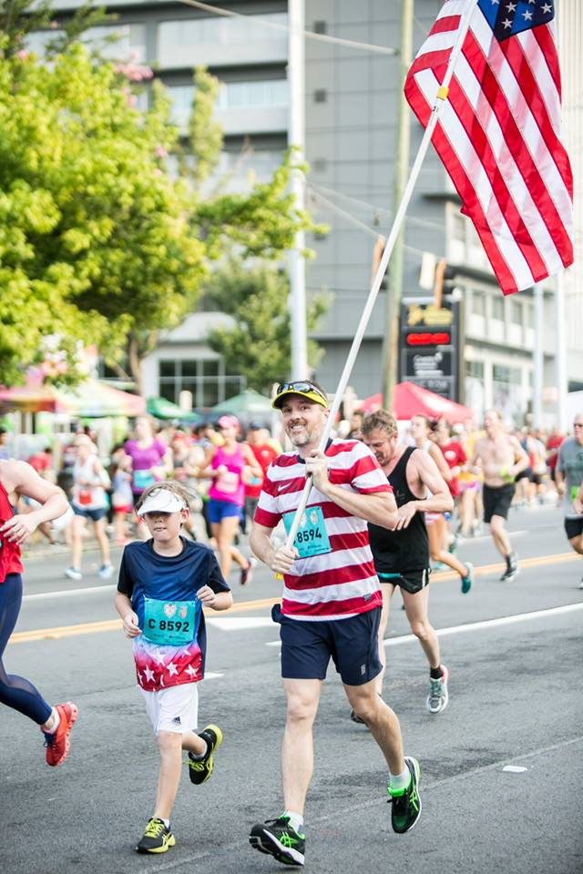 The Running Professor: 2018 AJC Peachtree Road Race—Masters