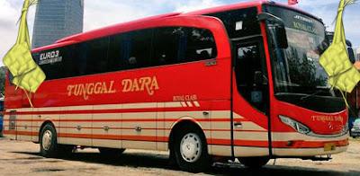 Harga tiket mudik lebaran 2017 Bus Tunggal Dara Jurusan Wonogiri, Solo, Purwantoro, Boyolali
