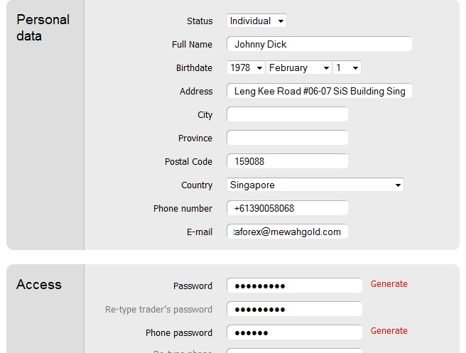 How To Register InstaForex Account For Beginners