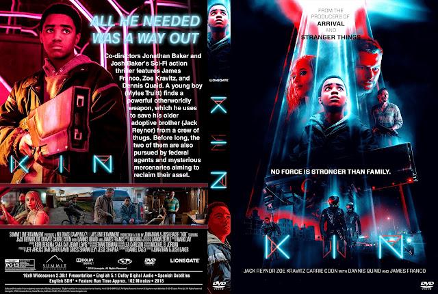Kin DVD