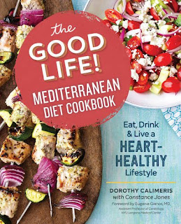 Mediterranean food, cookbook, healthy recipes