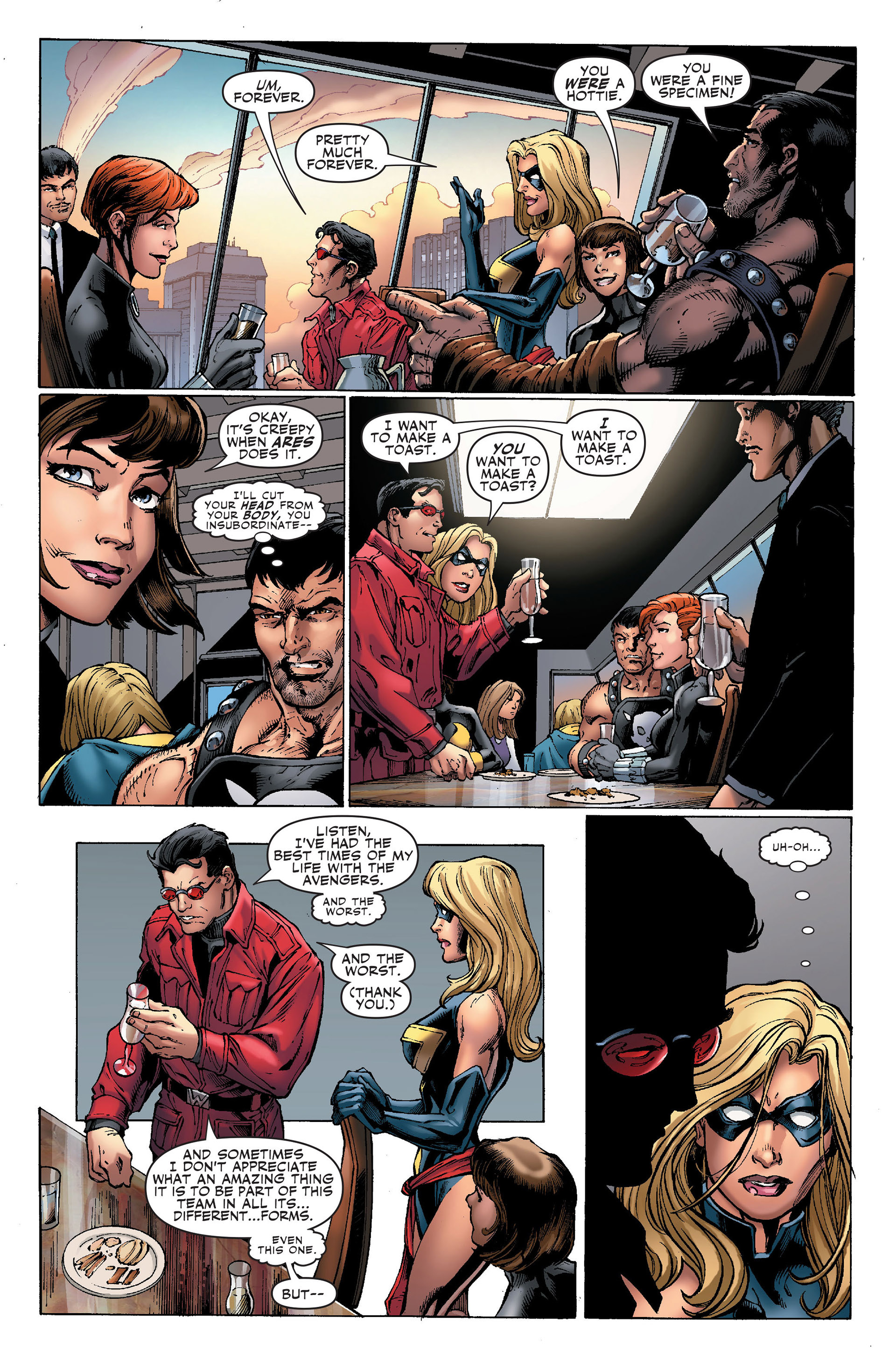 Read online Secret Invasion: The Infiltration comic -  Issue #1 - 10