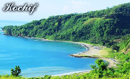 Gambar Pantai Pelabuhan Ratu (Jawa Barat)