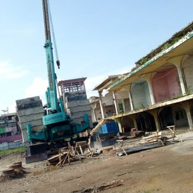 Renovasi Pasar Cinde Tak Kunjung Selesai, 30 Persen Pedagang Gulung Tikar