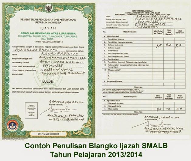 Ijazah Smp Sistem Maklumat Pelajar Bersepadu Smpumsedumy Penulisan Pengisian Ijazah Tahun Pelajaran 20132014 Sd Sdlb Smp