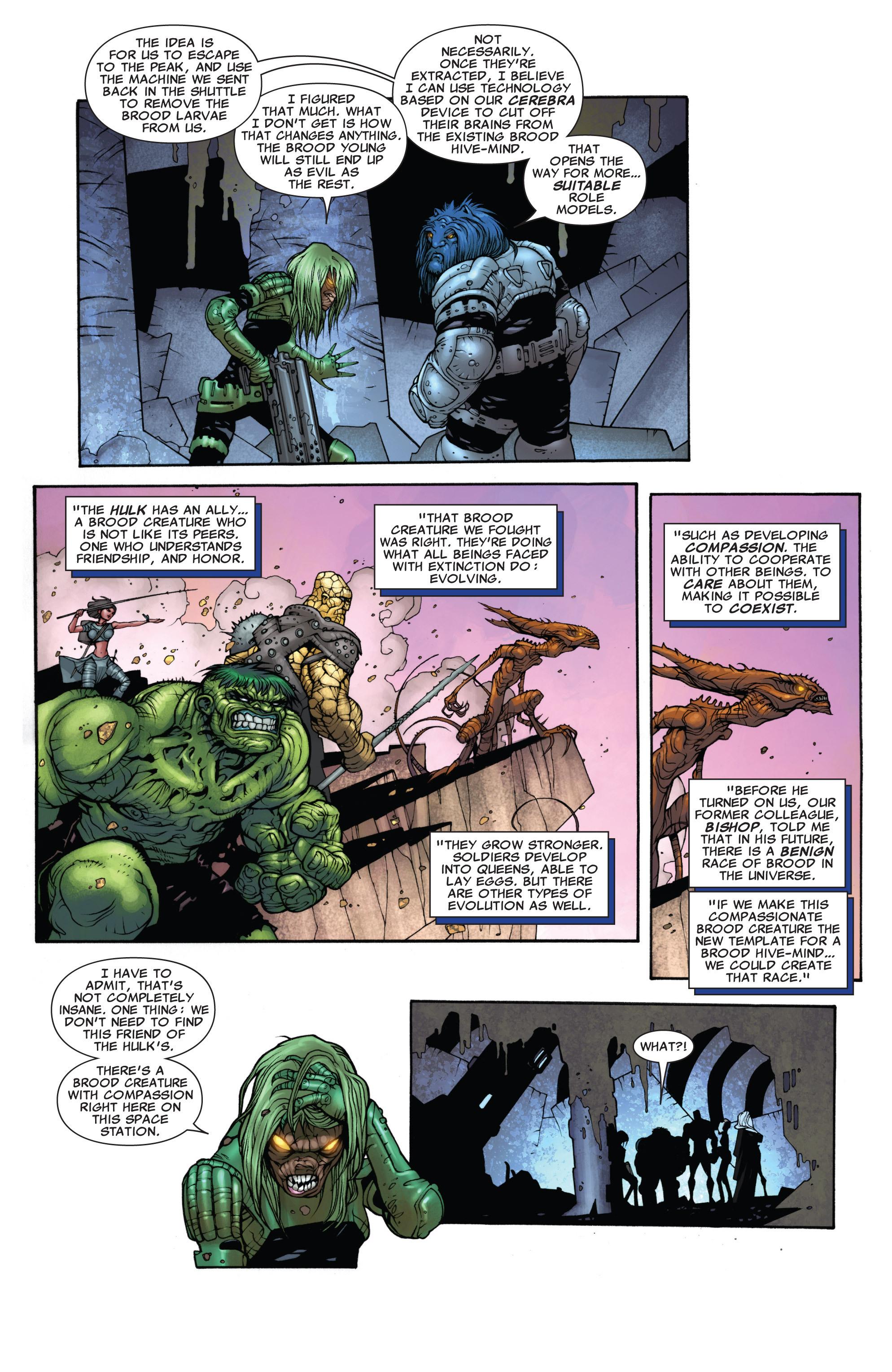 Read online Astonishing X-Men (2004) comic -  Issue #40 - 13
