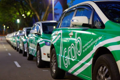 GRAB PURCHASED UBER