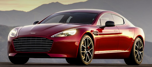 Review Car of Aston Martin Rapide S - Car Auto Report