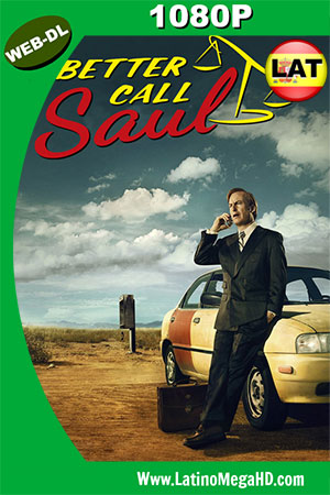 Better Call Saul (Serie de TV) (2015) Temporada 1 Latino WEB-DL 1080P ()