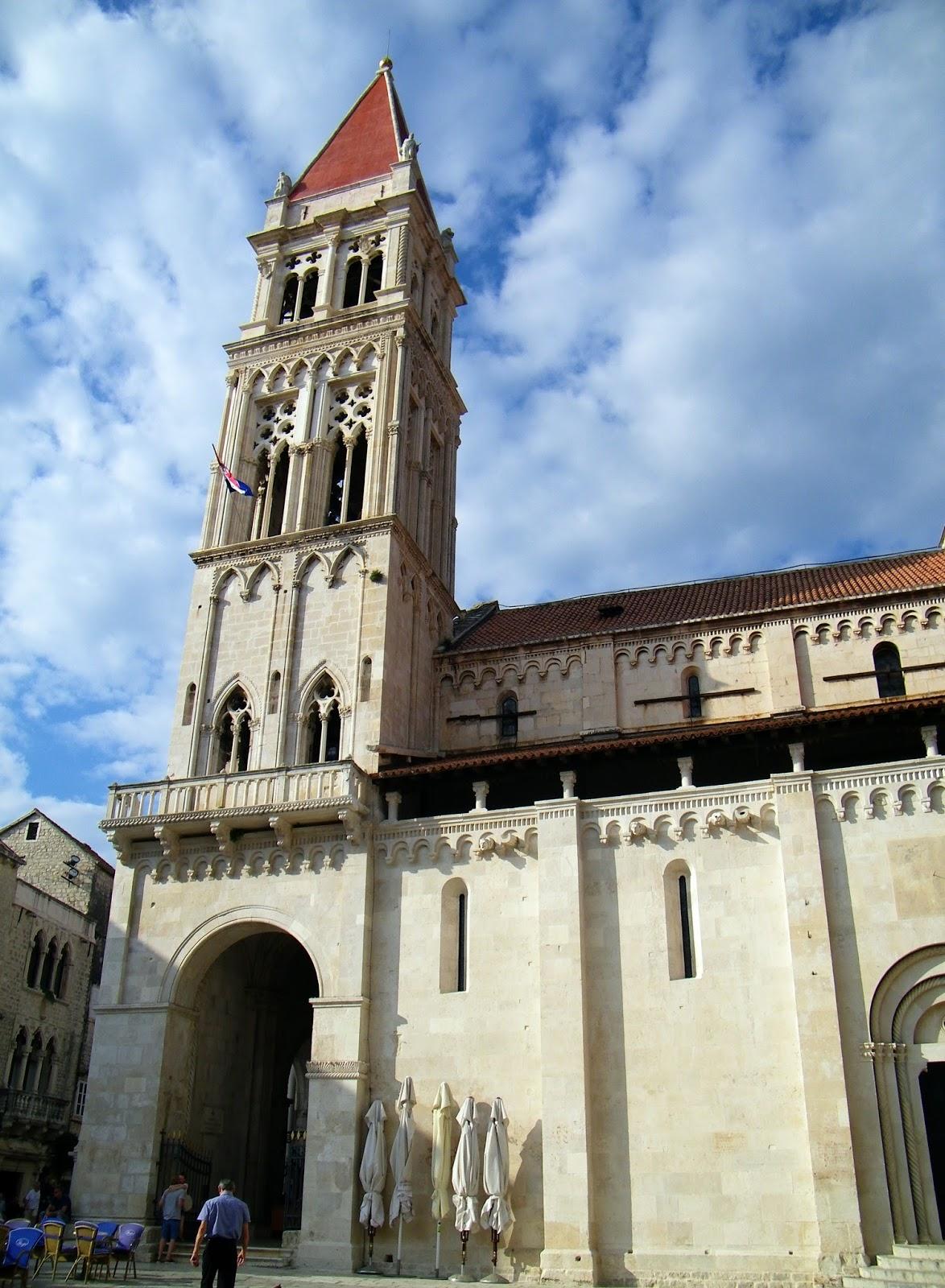 Trogir - Katedra św. Wawrzyńca