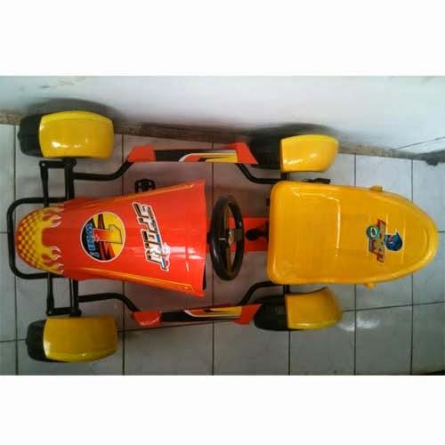 xe hơi điện trẻ em F1 Race