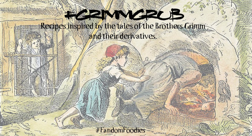 #GrimmGrub Recipes Link-Up | #FandomFoodies