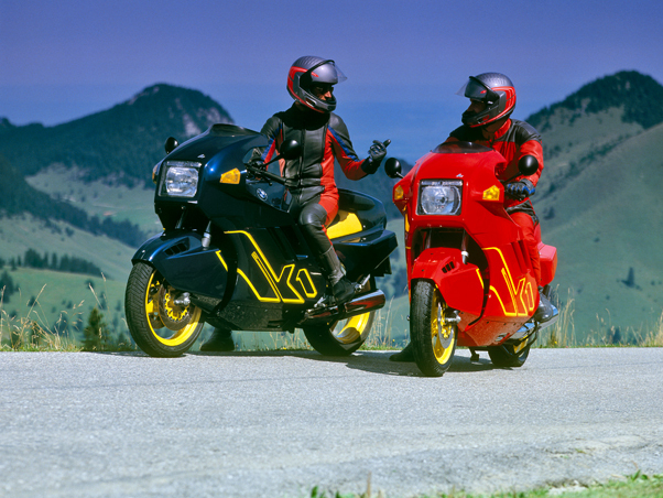 Accurately predicting future motorcycle trends since 1988...