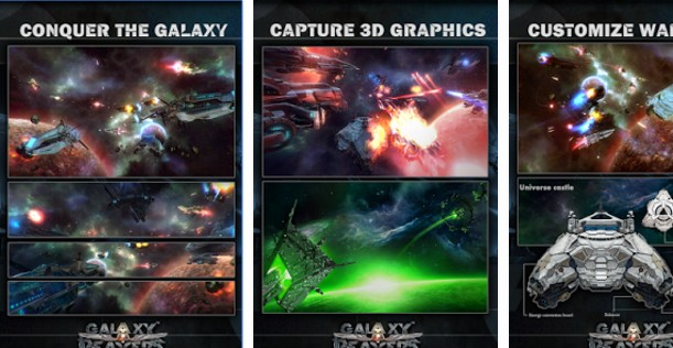 Galaxy Reavers-Space RTS MOD APK 1 2 13 Unlimited Money