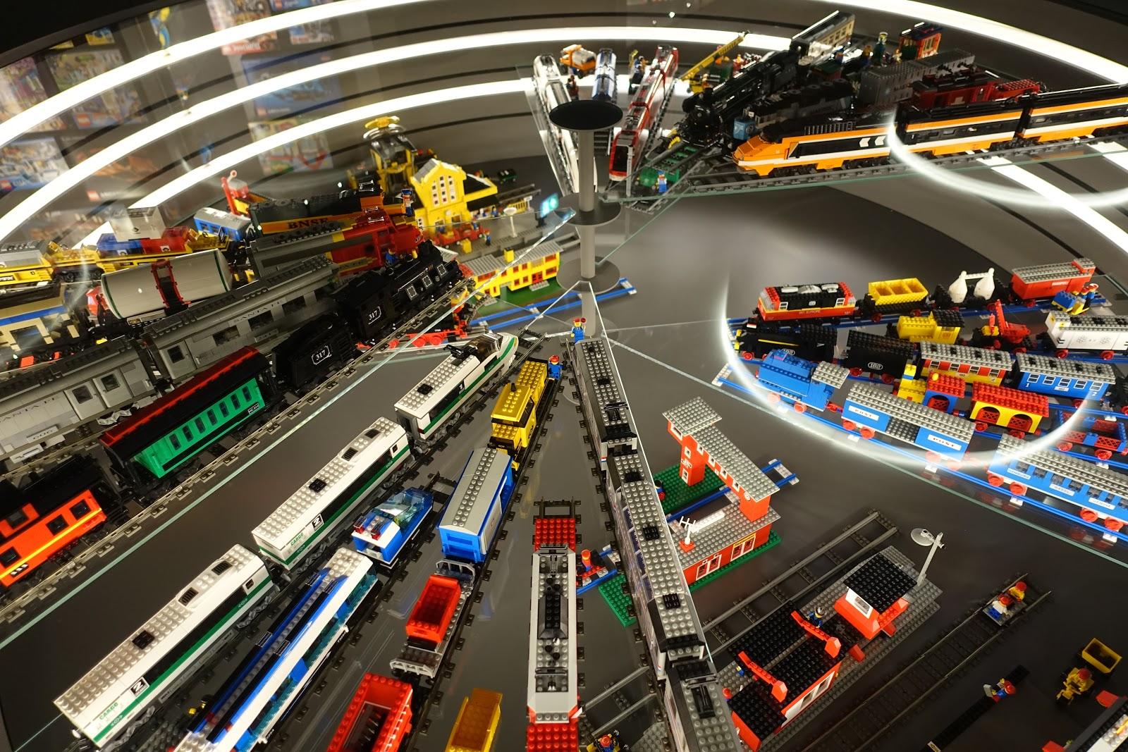 travelling allrite: Lego House