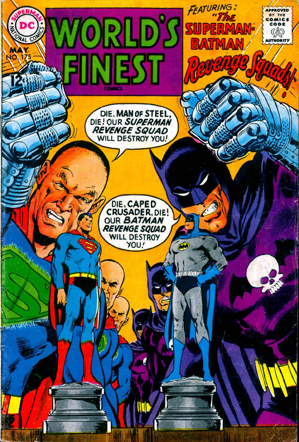 Read online World's Finest Comics comic -  Issue #175 - 1