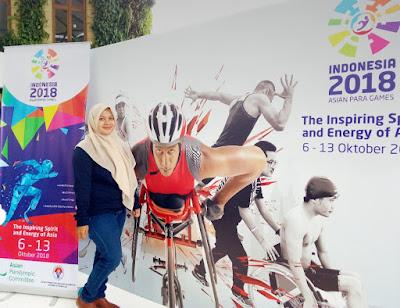 Asia Para Games APG 2018