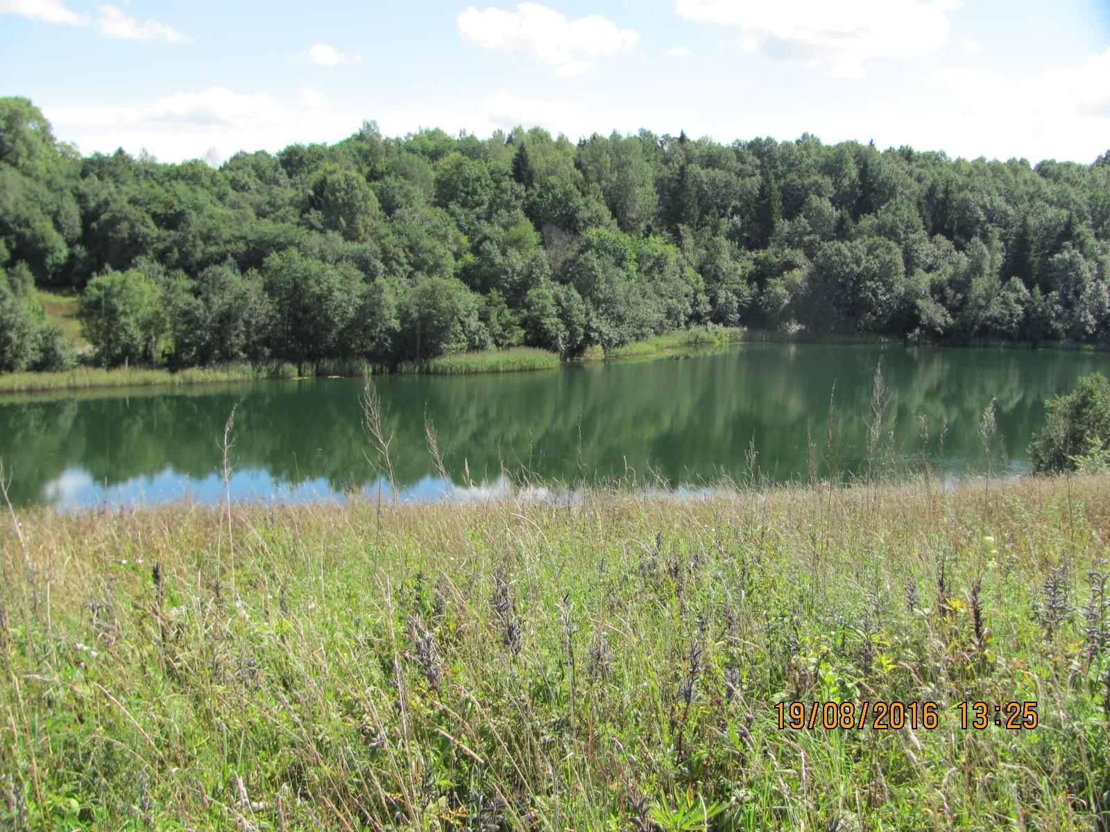 Вид на озеро Гиньково