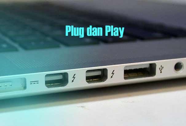 Pengertian Plug dan Play dan Contohnya