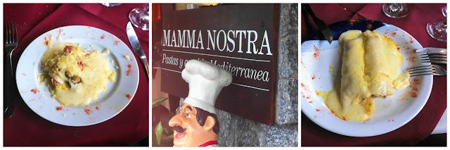 Restaurante Mamma Nostra, Montevideo, Uruguai